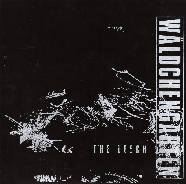 Wäldchengarten - The Leech cover of release