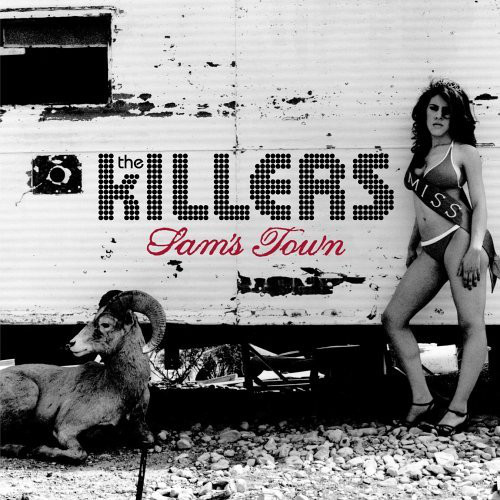 Killers, The - Sam's Town cover of release