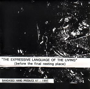 Macronympha, Mlehst - The Expressive Language Of The Living (Before The Final Resting Place) cover of release