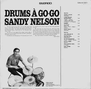 Sandy Nelson - Drums A Go-Go
