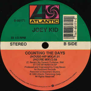 Joey Kid - Counting The Days