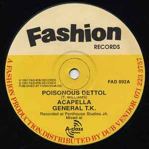 General T.K. - Poisonous Dettol