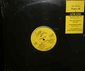 Latin Soul - Promise Me (The 1991 Remixes)