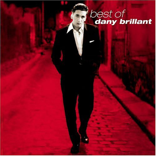 Dany Brillant - Best Of cover of release