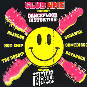 Simian Mobile Disco - Club NME Presents Dancefloor Distortion