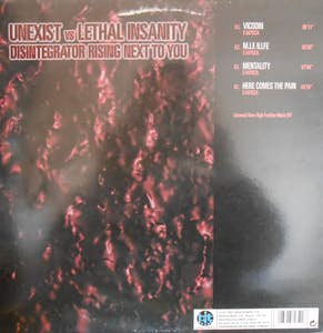Unexist - Disintegrator Rising Next To You
