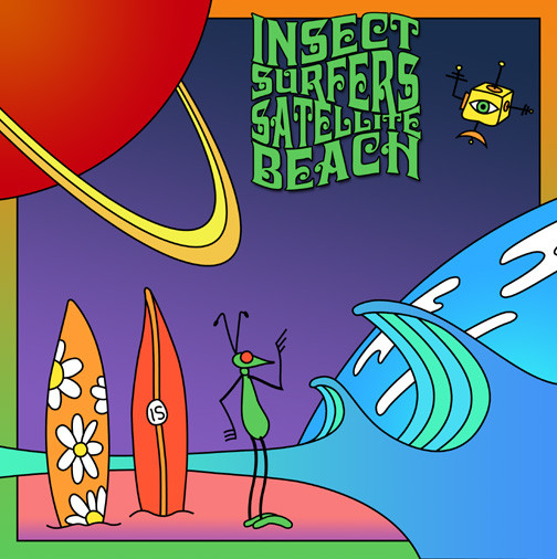 Insect Surfers - Satellite Beach cover of release