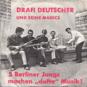Drafi Deutscher And His Magics - Shake Hands