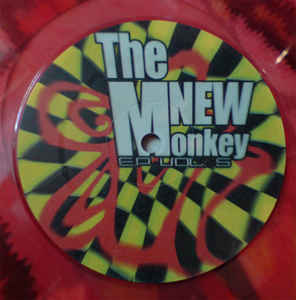 DJ Nemesis (4) - New Monkey E.P Volume 5