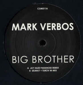 Mark Verbos - Big Brother