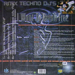 Techno DJ's - I Want To Break Free (Remix)