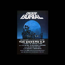 Deep Burial - The Undead E.P.