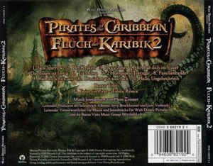 Hans Zimmer - Pirates Of The Caribbean: Fluch Der Karibik 2