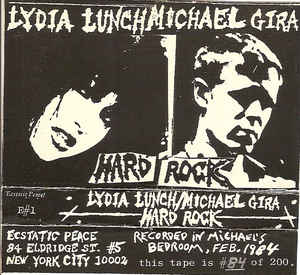 Lydia Lunch - Hard Rock