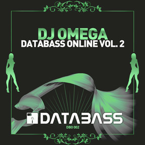 DJ Omega - Databass Online Vol. 2 cover of release