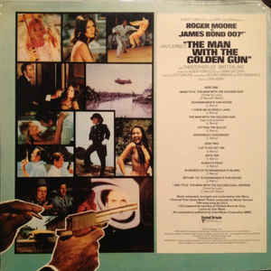 John Barry - The Man With The Golden Gun (Original Motion Picture Soundtrack)