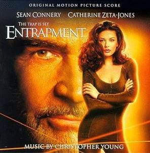 Christopher Young - Entrapment (Original Motion Picture Score) cover of release