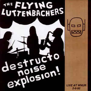 Flying Luttenbachers, The - Live At WNUR 2-6-92