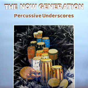 Peter Lüdemann - The Now Generation (Percussive Underscores)