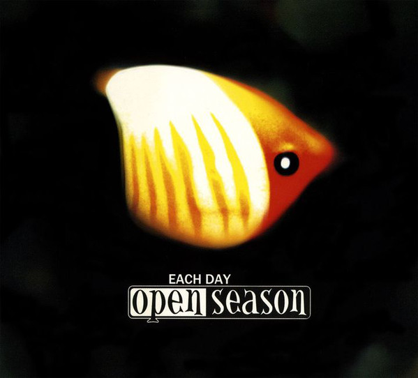 Open Season (2) - Each Day cover of release