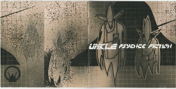 UNKLE - Psyence Fiction cover of release