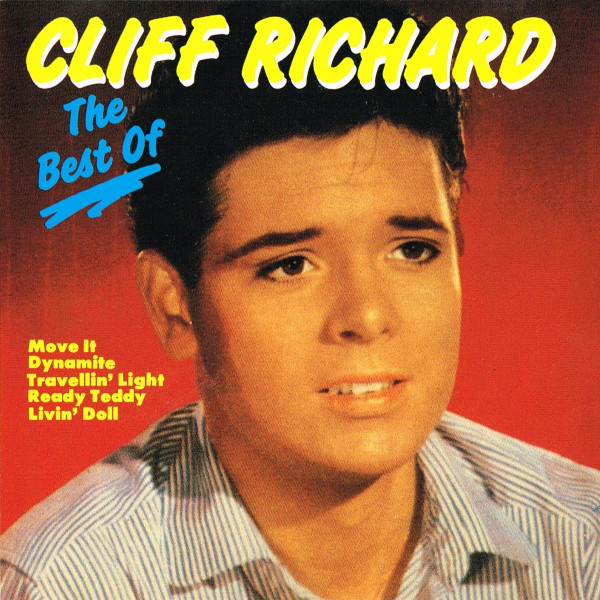 Cliff Richard - The Best Of Cliff Richard cover of release