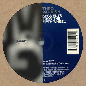 Theo Parrish - Segments From The Fifth Wheel