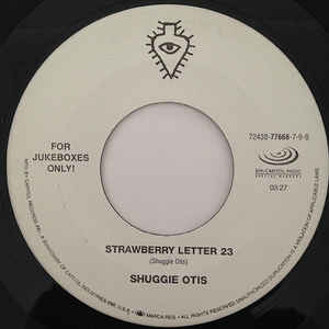 Shuggie Otis - Aht Uh Mi Hed / Strawberry Letter 23