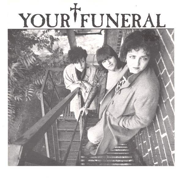 Your Funeral - I Want To Be You cover of release