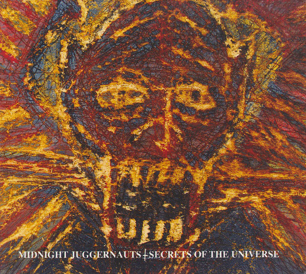 Midnight Juggernauts - Secrets Of The Universe cover of release