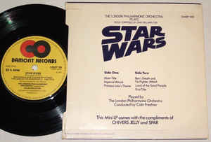 London Philharmonic Orchestra, The - Star Wars
