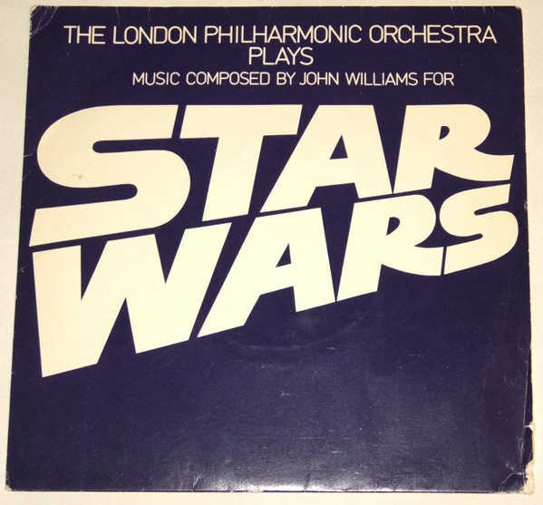 London Philharmonic Orchestra, The - Star Wars cover of release