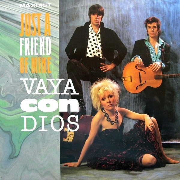 Vaya Con Dios - Just A Friend Of Mine cover of release