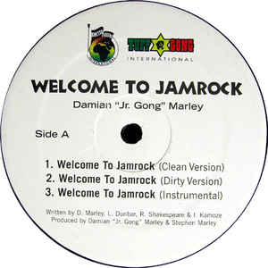Damian Marley - Welcome To Jamrock / Lyrical .44 (Dancehall Remix)