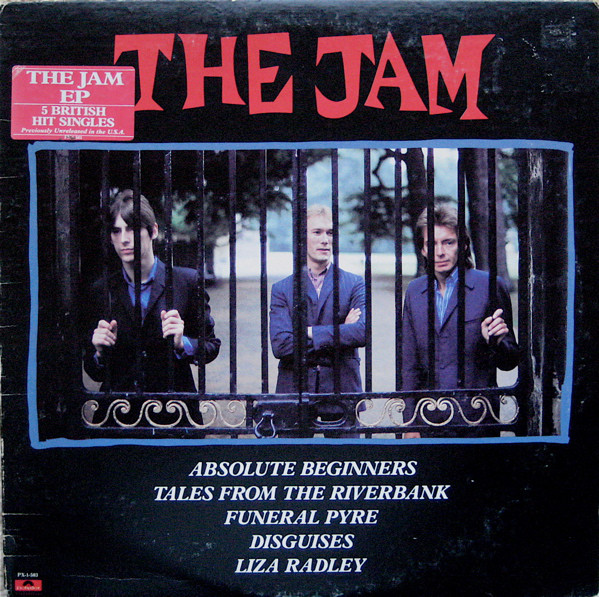 Jam, The - Absolute Beginners cover of release