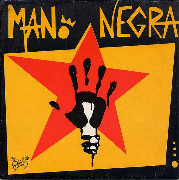 Mano Negra - Takin' It Up cover of release