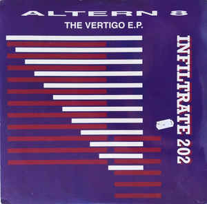 Altern 8 - The Vertigo E.P.
