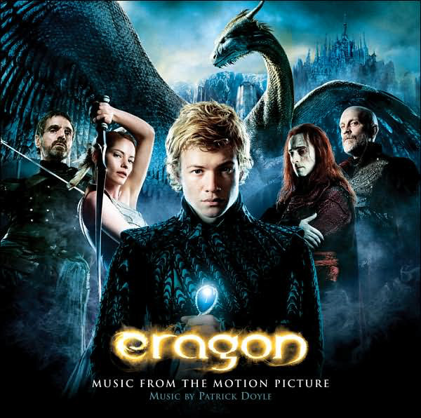 Patrick Doyle - Eragon:  Music From The Motion Picture cover of release