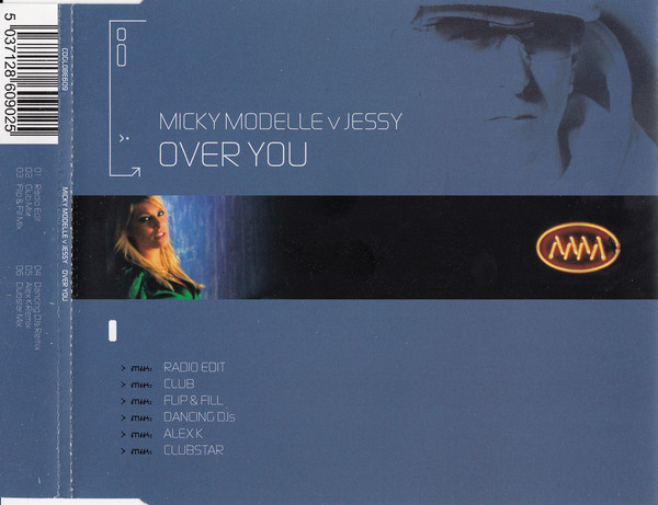 Micky Modelle, Jessy - Over You cover of release