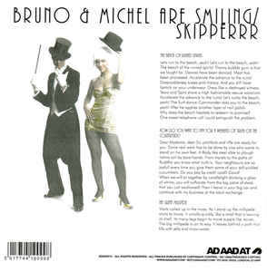 Bruno & Michel Are Smiling - The Beach Of Ruined Spirits