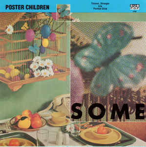 Poster Children - Thinner, Stronger b/w Pointed Stick