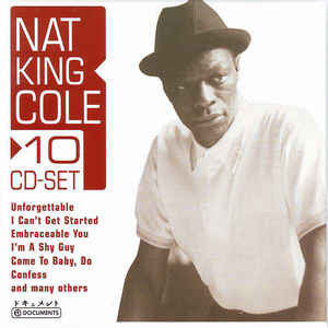 Nat King Cole - 10 CD-Set