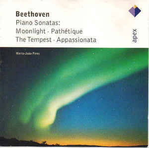 Ludwig van Beethoven - Piano Sonatas: Moonlight / Pathétique / The Tempest / Appassionata