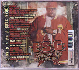 E.S.G. (2) - Screwed Up Movement