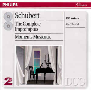 Franz Schubert - The Complete Impromptus - Moments Musicaux