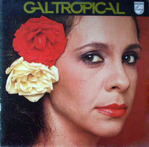 Gal Costa - Gal Tropical cover of release