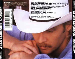 Alan Jackson (2) - A Lot About Livin' (And A Little 'Bout Love)