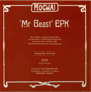Mogwai - Mr Beast EPK