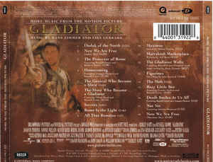 Hans Zimmer - Gladiator: More Music From The Motion Picture