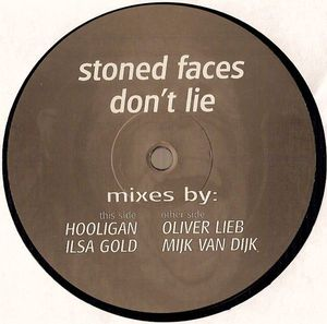 Andreas Dorau - Stoned Faces Don't Lie (Remixes)